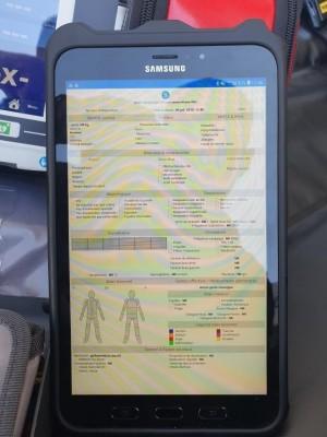 L'ambulance connectée